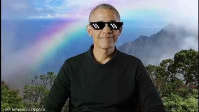 أوباما يتحدى ترامب بفيديو.. ويشعل مواقع التواصل