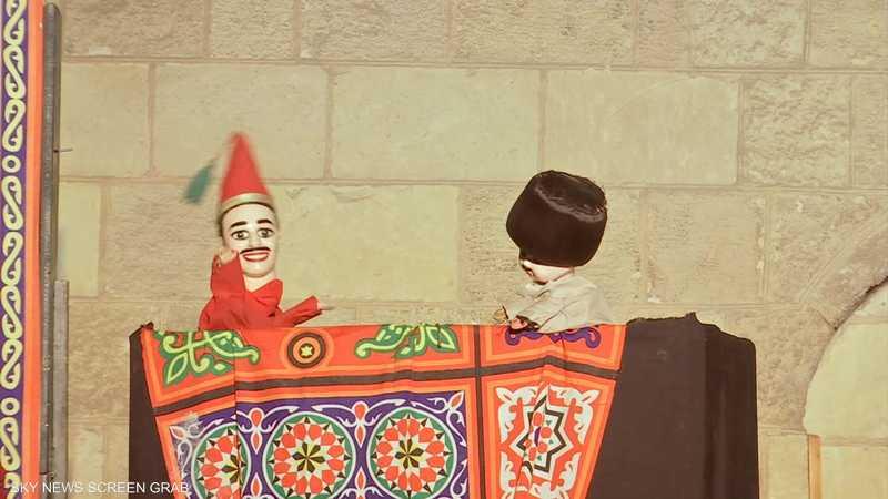 محاولات جادة في مصر لإحياء فن الأراجوز