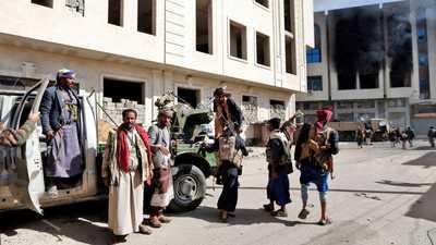مقتل انقلابيين في الضالع.. والجيش يسقط طائرة استطلاع حوثية