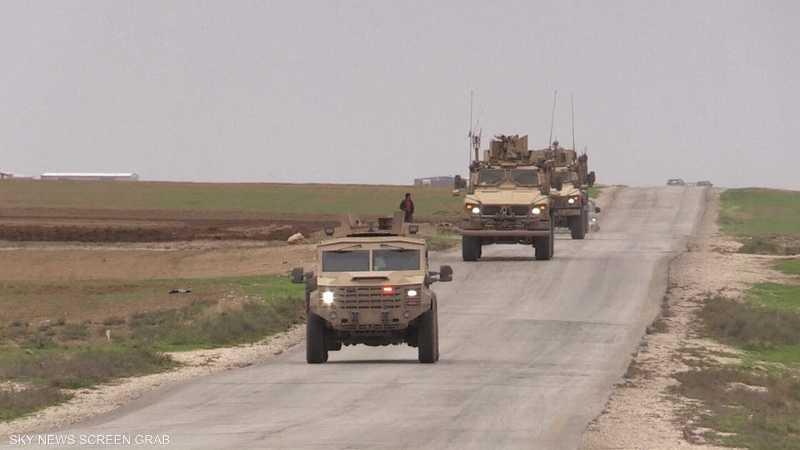واشنطن تضع نقاط مراقبة شمالي سوريا قرب الحدود التركية