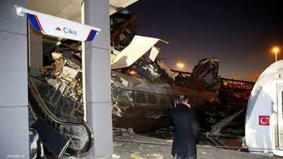ارتفاع عدد ضحايا قطار أنقرة.. وفيديو يرصد الخسائر