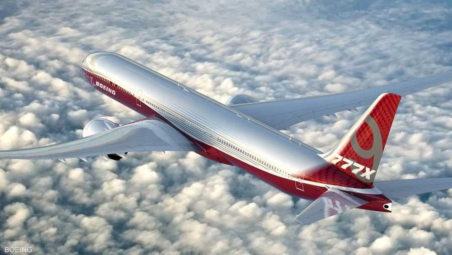 تحتوي طائرة 777 إكس على غرف نوم فخمة