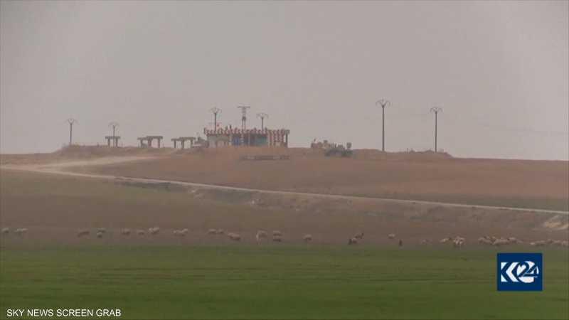 البنتاغون يحذر أنقرة من أي هجوم على حلفائها الأكراد