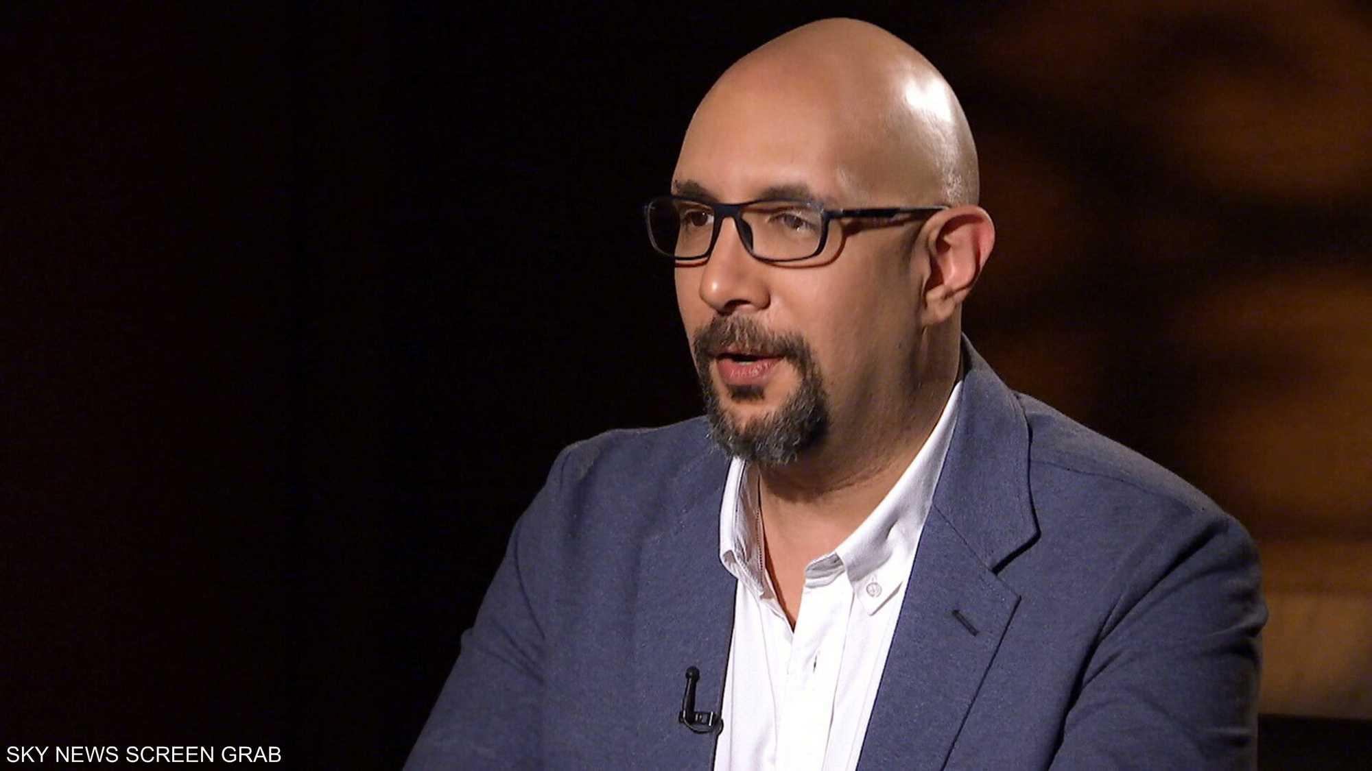 الباحث المصري وليد فكري ضيف حديث العرب