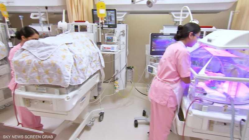 الطفل الخديج يولد قبل 3 أسابيع من موعد للولادة المتوقع