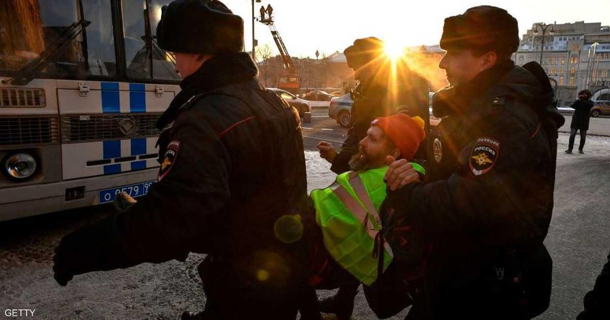 السلطات الروسية تستبق