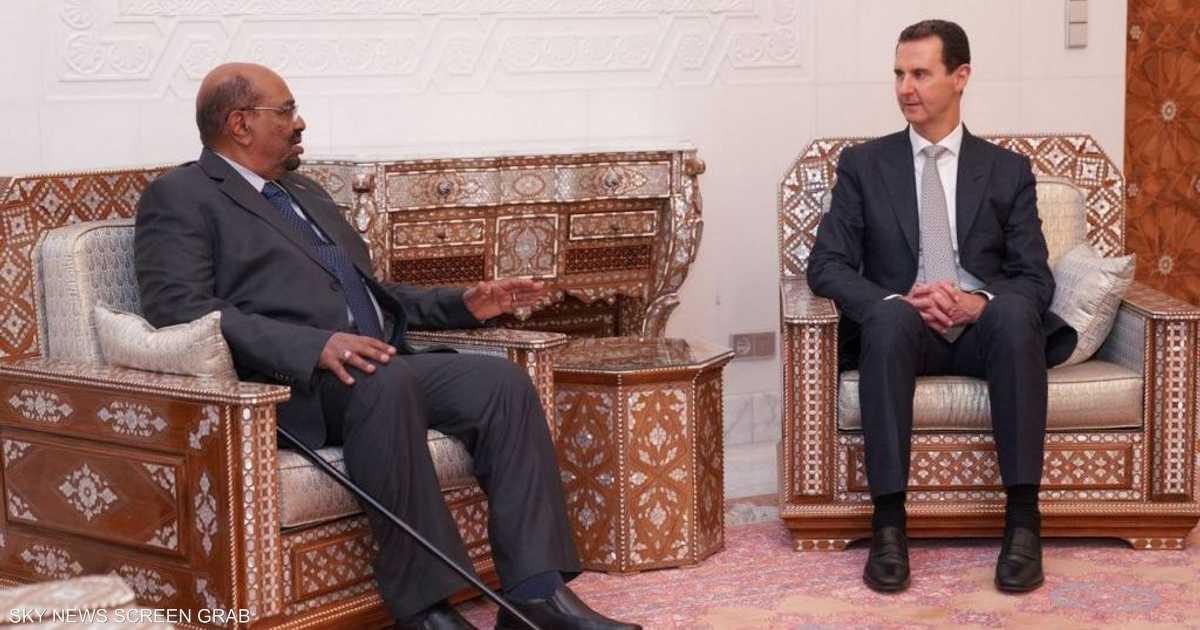 البشير: حريص على استقرار سوريا بقيادتها الشرعية