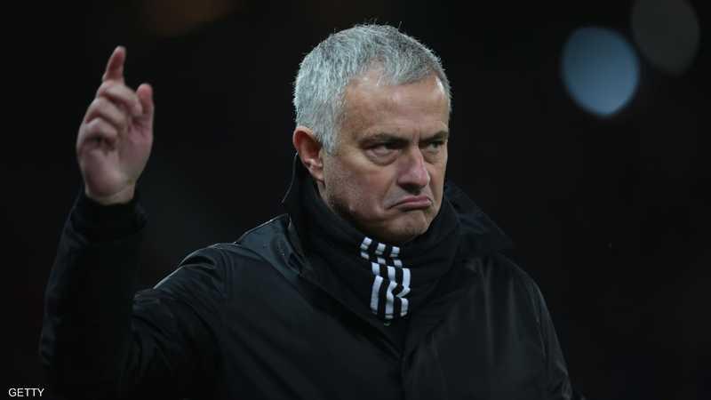 مورينيو رحل بعد النتائج السيئة لمانشستر يونايتد