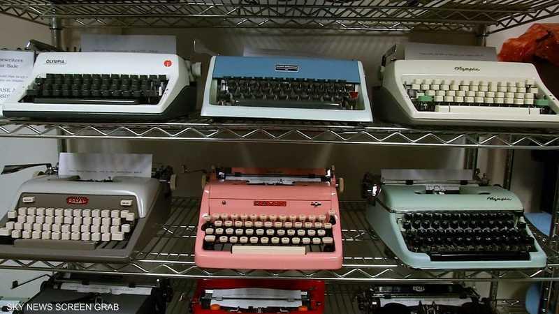 شركة أميركية تصر على حماية الآلة الكاتبة من الانقراض