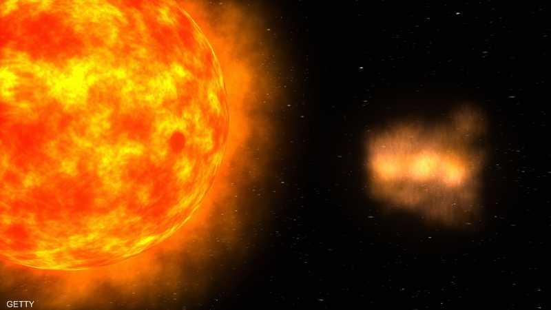16 فبراير.. انفجار في جو الشمس أدى لتوليد جزيئات مشحونة