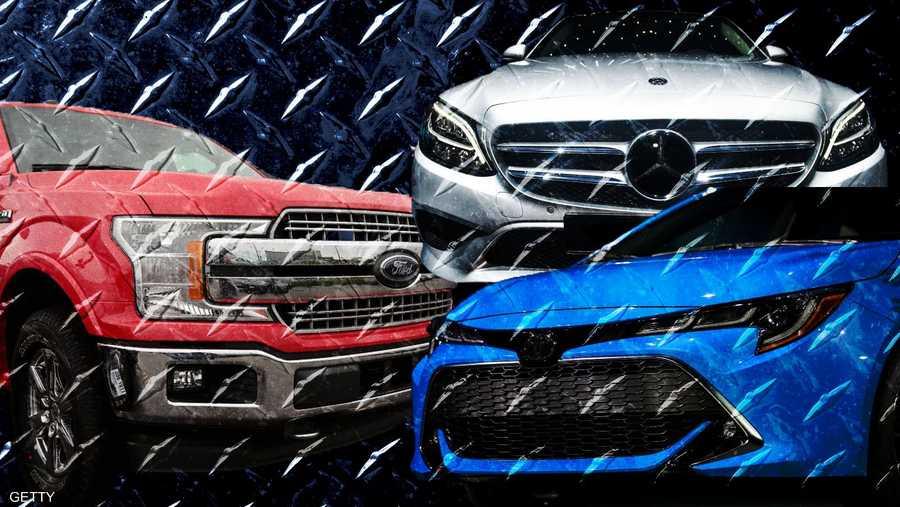 99b87f1bd بالأسماء والأرقام.. السيارات الأكثر مبيعا في 2018 | أخبار سكاي نيوز ...