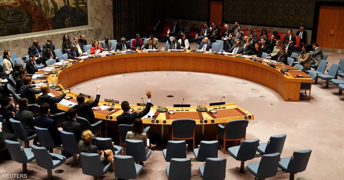 روسيا: اجتماع مجلس الأمن تراجيديا أميركية للتغيير في فنزويلا