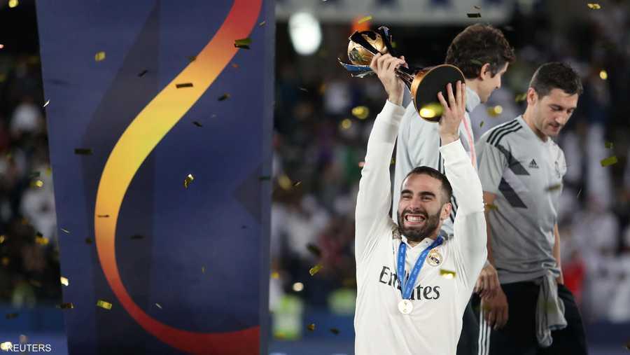 فاز ريال مديد باللقب بعد فوزه على العين بنتيجة 4-1