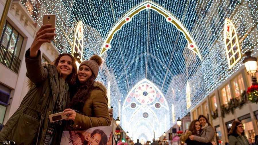 إسبانيا واحتفالات بالأعياد