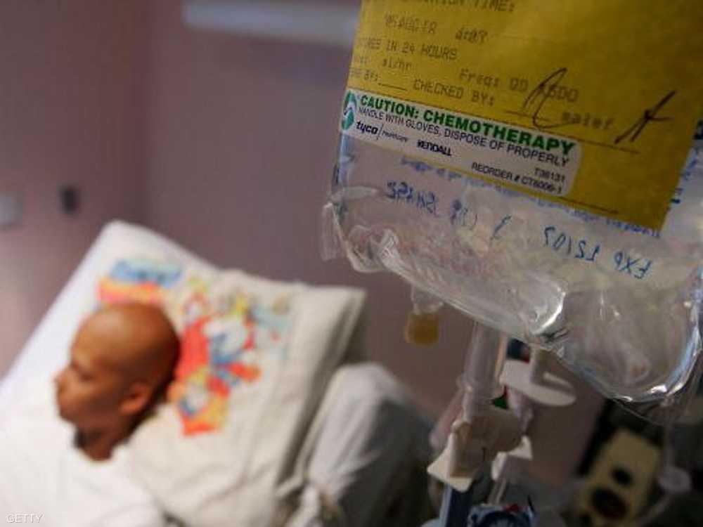 يصيب السرطان سنويا 35 ألف شخص في العالم.