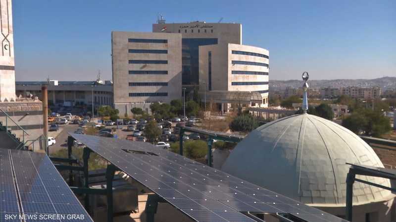 الأردن.. تحويل ألف مسجد للعمل بالطاقة الشمسية