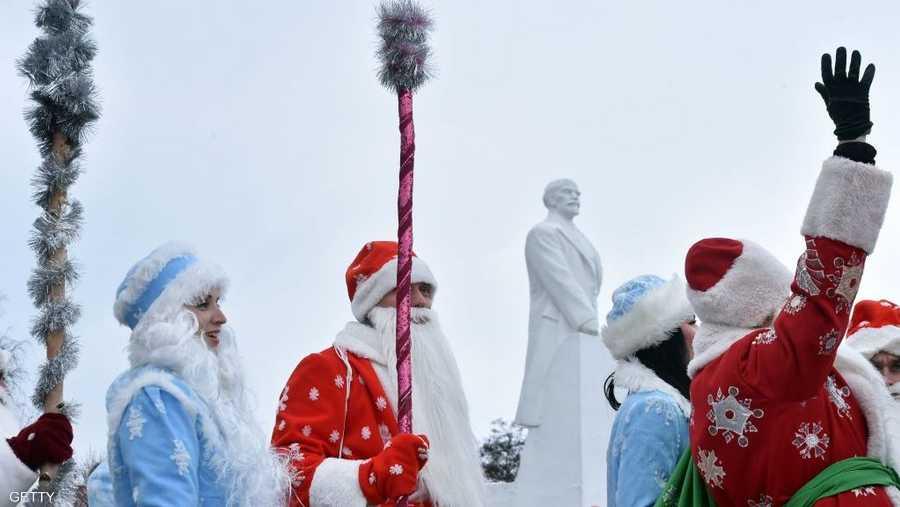 من بيلاروسيا (روسيا البيضاء)