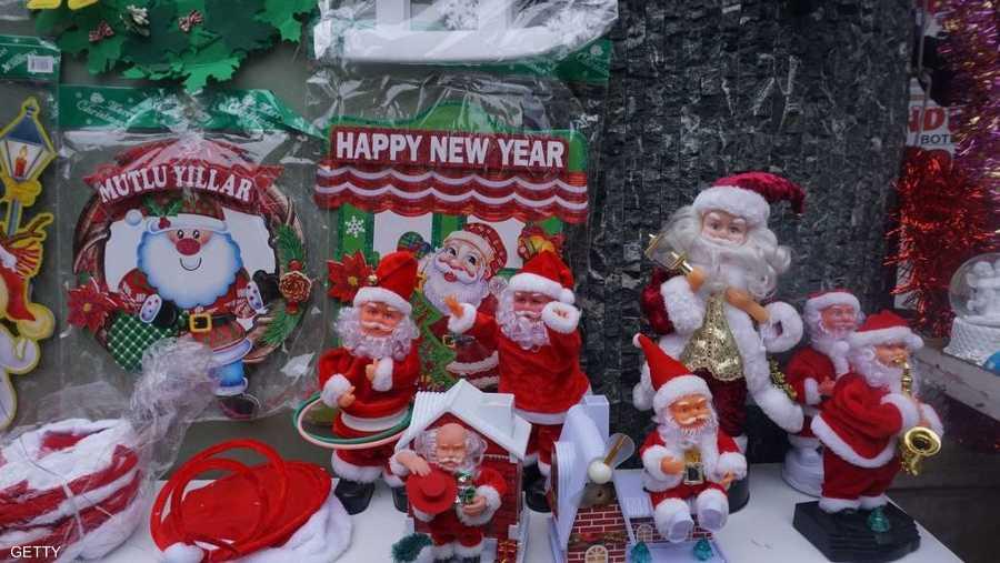 هدايا رأس السنة في تركيا