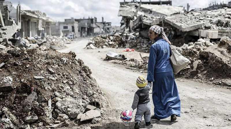 في 2018.. أدنى حصيلة سنوية لقتلى الحرب بسوريا 1-1213508.jpg