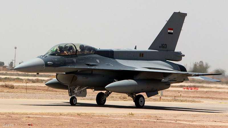 """سلاح الجو العراقي يوجه ضربة لـ""""داعش"""" داخل سوريا 1-1213516.jpg"""