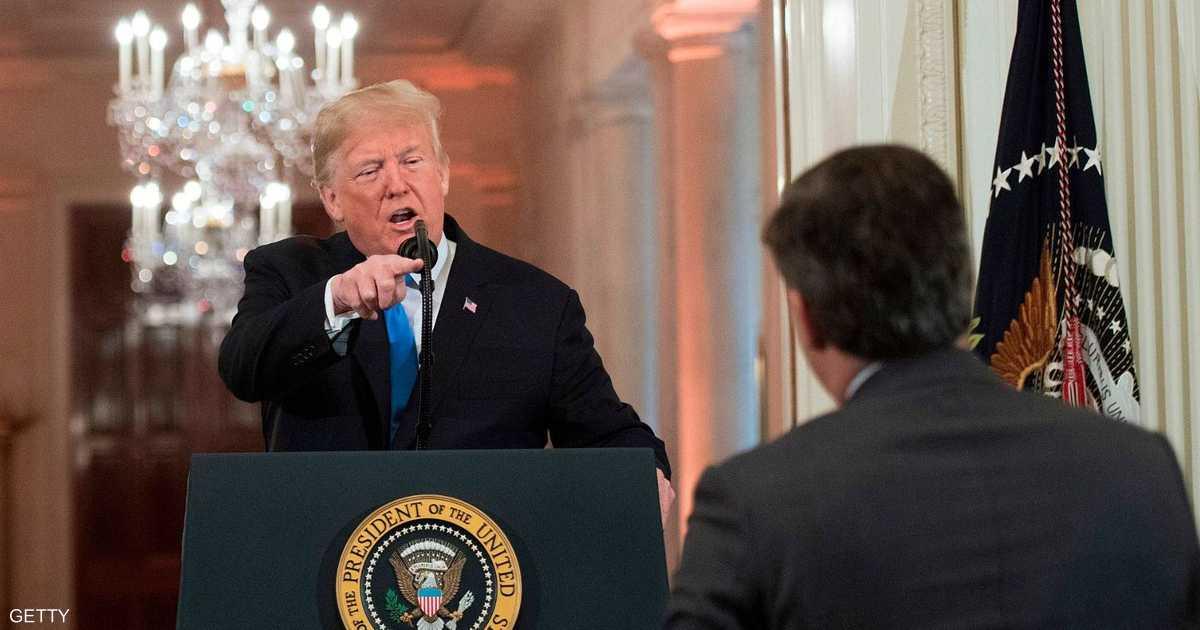 ترامب والصحافة الأميركية..