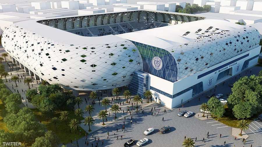 """قد يكون استاد آل مكتوم التابع لنادي النصر في دبي الملعب الذي تعرض للتعديلات الأكبر قبل انطلاق البطولة. وسيستضيف الاستاد بحلته الجديدة مباريات مهمة في البطولة، أبرزها """"كلاسيكو"""" العراق وإيران."""
