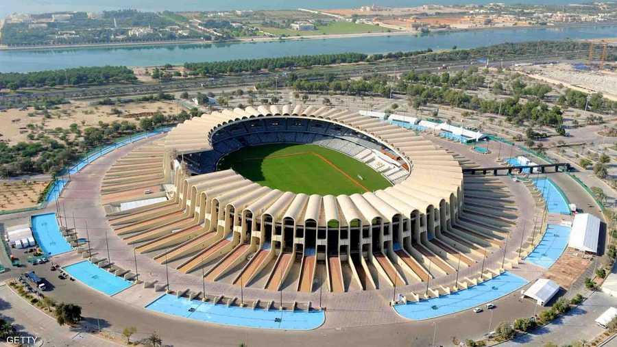 سيكون استاد مدينة زايد الرياضية في أبوظبي المسرح الرئيسي لمباريات البطولة، حيث سيستضيف مباراة الافتتاح والمباراة النهائية، بالإضافة لمباريات مهمة خلال البطولة.