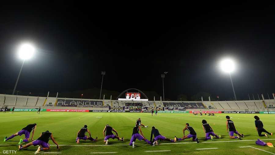 يعتبر هذا الاستاد العريق بمدينة العين واحدا من 3 ملاعب استضافت بطولة كأس آسيا التي أقيمت في الإمارات عام 1996.