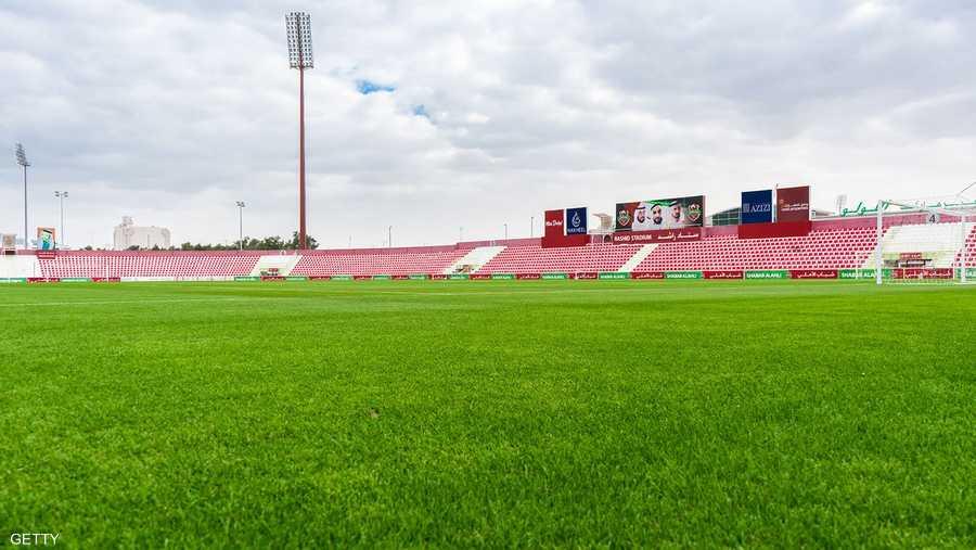 الملعب الثاني في دبي هو استاد راشد التابع لنادي شباب الأهلي، وسيستضيف مباريات عربية مهمة في دور المجموعات، منها مواجهة السعودية وكوريا الشمالية، ومواجهة المنتخب الفلسطيني أمام أستراليا.