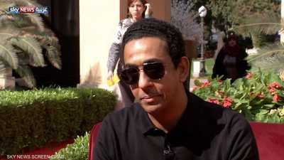 مروان حامد: الفيل الأزرق به كل مقومات الفيلم الجيد