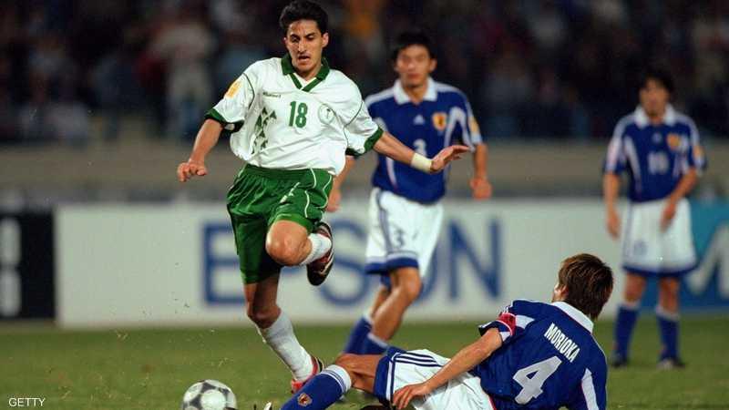السعودية واليابان في 2000