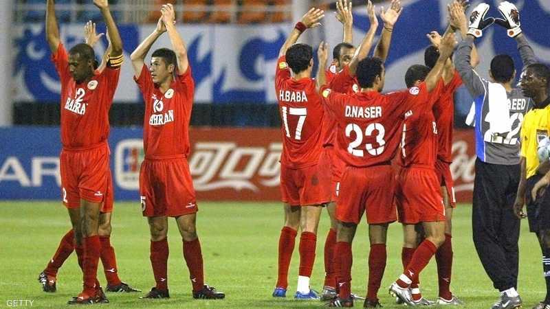 البحرين قدمت مستوى قويا في 2004