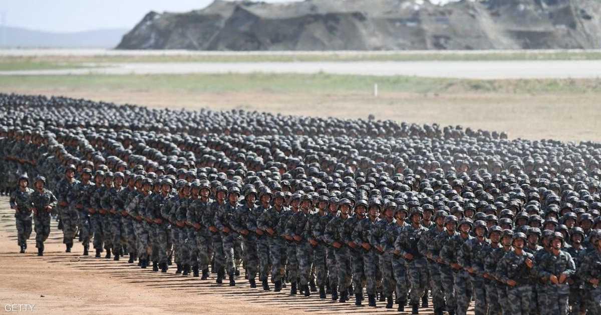 أكبر جيش في العالم يتأهب للمعارك أخبار سكاي نيوز عربية