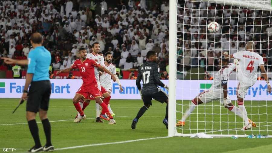 البحرين قدمت مباراة كبيرة وتقدمت بالنتيجة