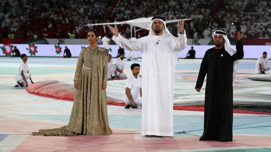 فاصل غنائي من المطربين الإماراتيين الجسمي والمنهالي وبلقيس