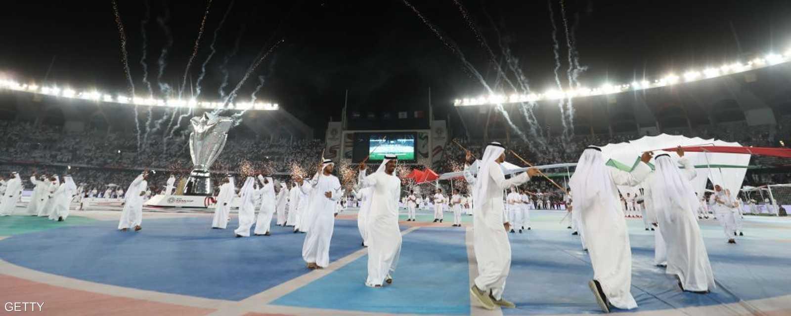 افتتاح كأس آسيا