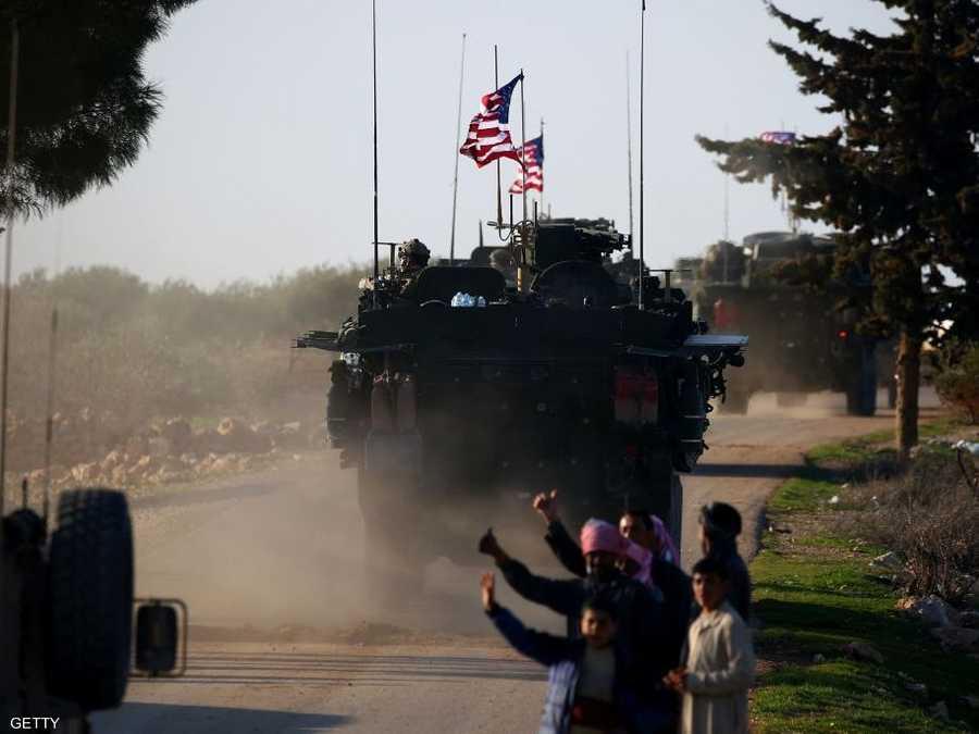 d01d15b6b876e انسحاب ترامب من سوريا.. من