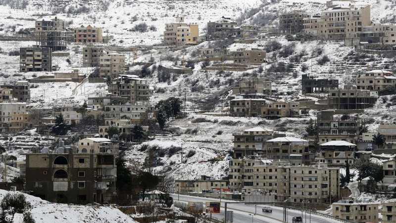 """اشتدت حدة العاصفة """"نورما"""" في العديد من الدول، وسط تحذيرات من مراكز الأرصاد الجوية."""