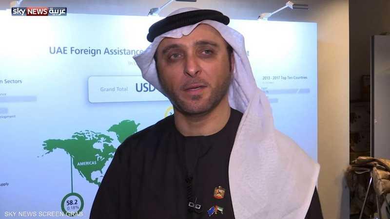 الإمارات تبذل جهودا كبيرة لحل القضايا الإنسانية العالمية