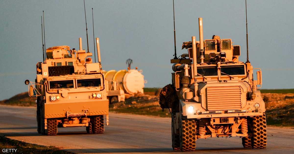 سحب الـ10 آليات من سوريا.. بالون اختبار أميركي