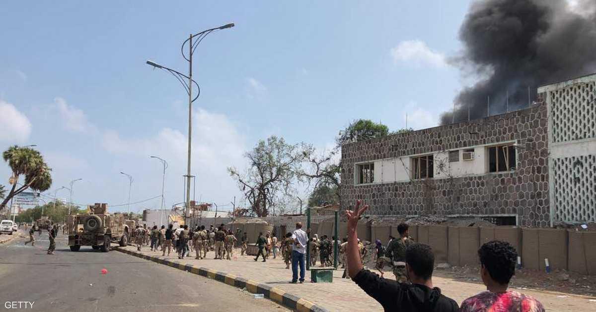 مصادر يمنية: قطر وراء عمليات التخريب بالمناطق المحررة