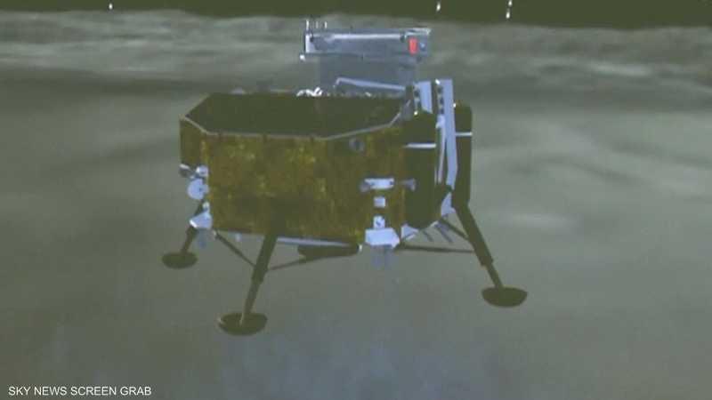 مسبار صيني يرسل صورا بانوراميا للقمر لطالما انتظرها العلماء