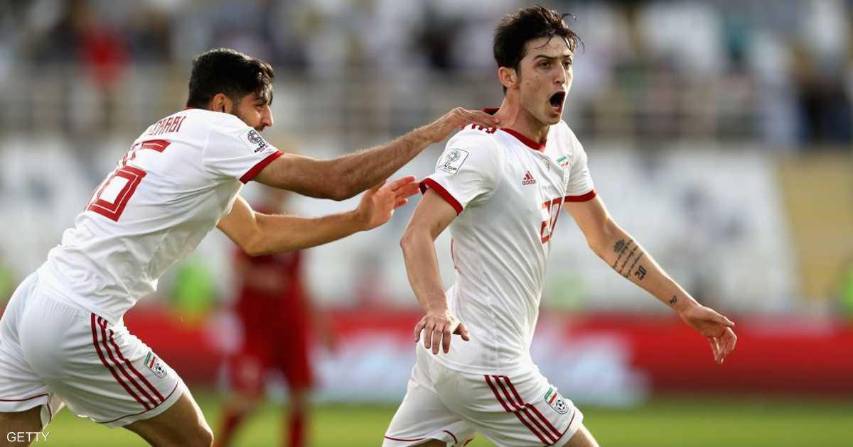 كأس آسيا.. إيران رابع المتأهلين لدور الـ16