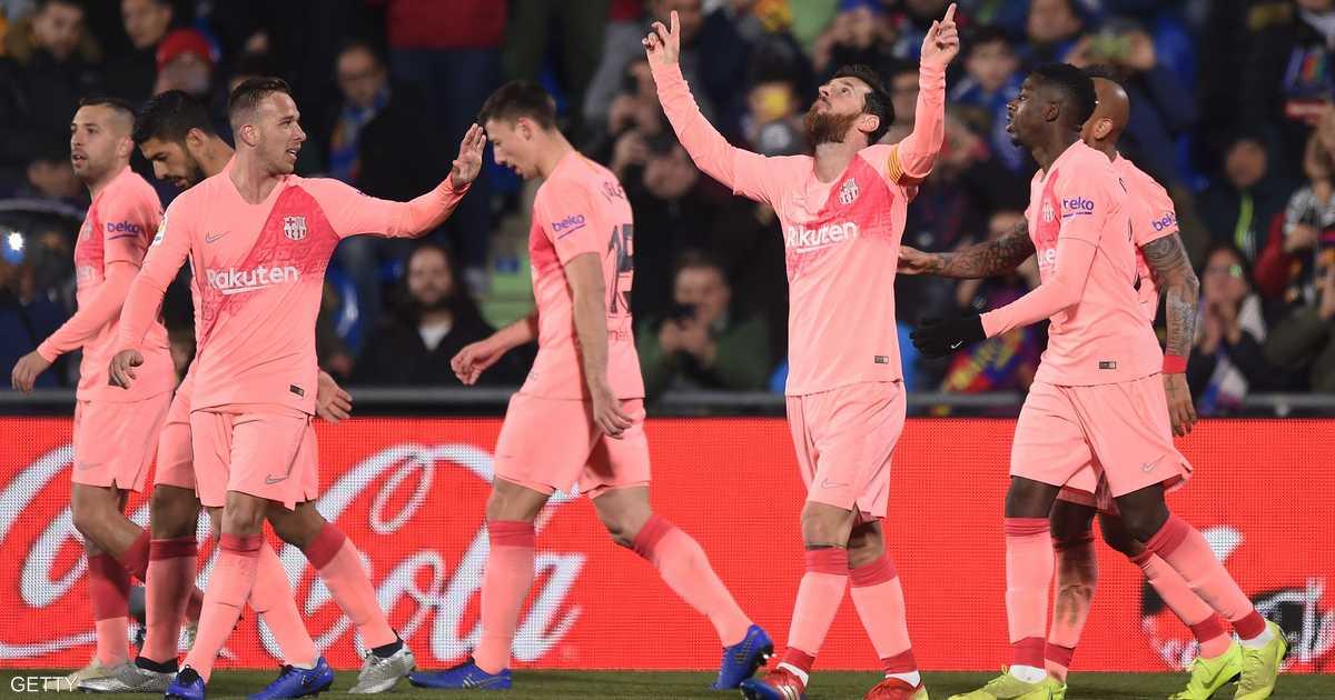 مدرب برشلونة يريد مهاجما