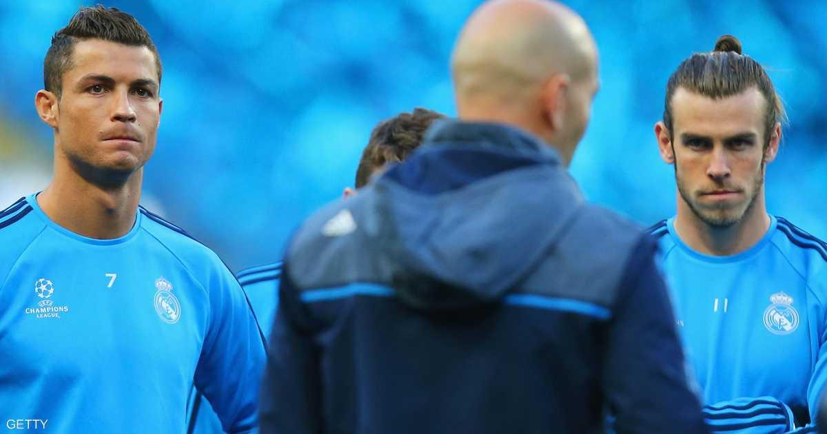 كيف تسبب بيل ورونالدو في رحيل زيدان؟ رئيس النادي السابق يكشف