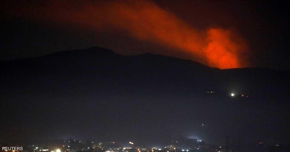 ثان هجوم خلال أسبوع.. قصف إسرائيلي جنوبي دمشق
