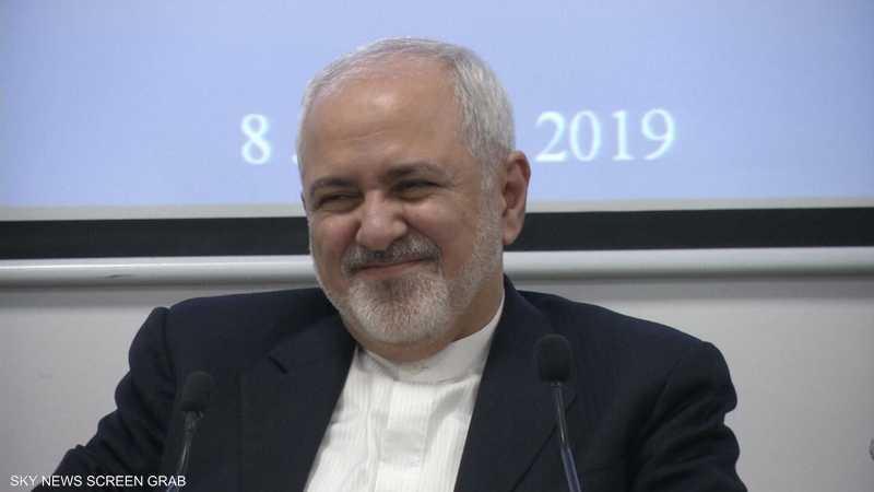 ظريف يزور العراق على رأس وفد سياسي واقتصادي