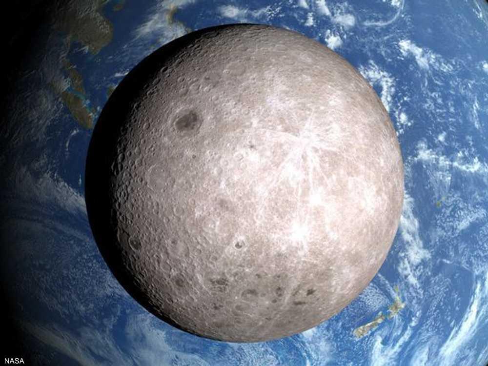 من المنتظر أن يزيح المسبار الغموض عن الجانب البعيد من القمر