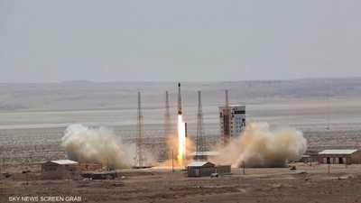طهران تجهز موقعا لإطلاق قمر صناعي.. وواشنطن تشكك