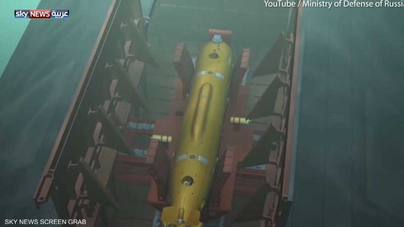 """طائرات نووية روسية """"تحت الماء"""""""